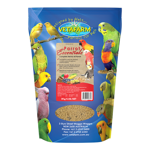 Product_Parrot-Essentials-2kg